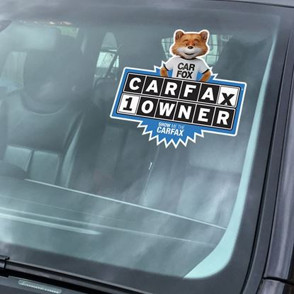 Picture of 1-Owner Car Decal