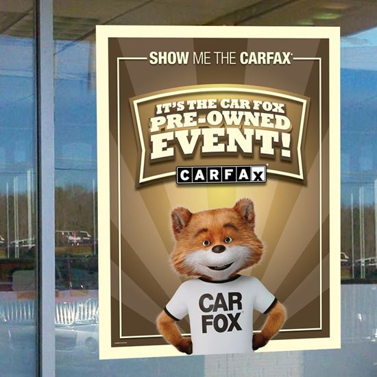 Picture of CAR FOX Event Posters