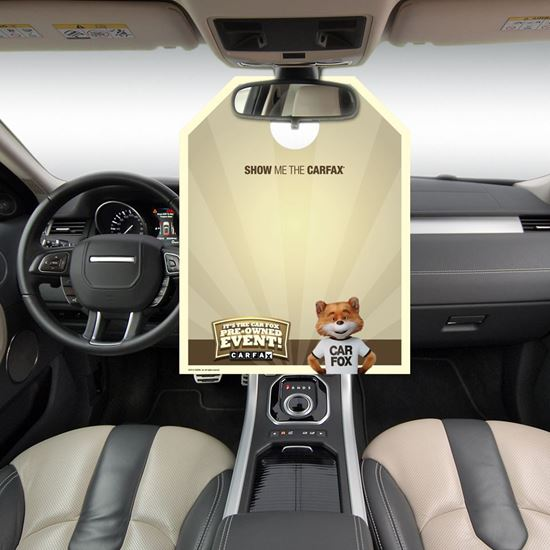 Picture of CAR FOX Event Hang Tags